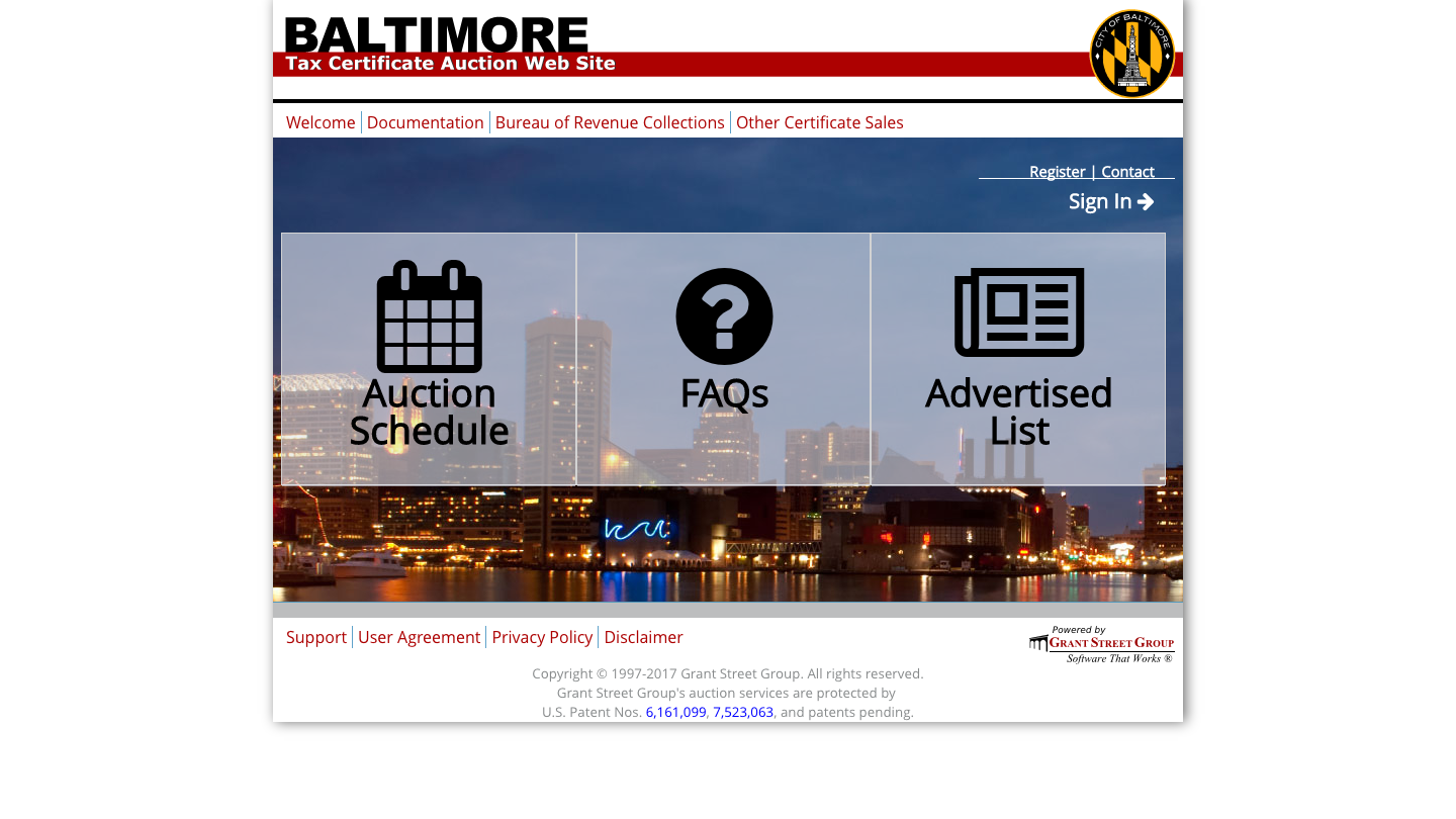 How to research the ownership of vacant buildings vacant bid baltimore xflitez Choice Image